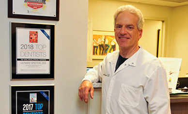 Doctor Spector Discusses Training in Oral and Maxillofacial Surgery